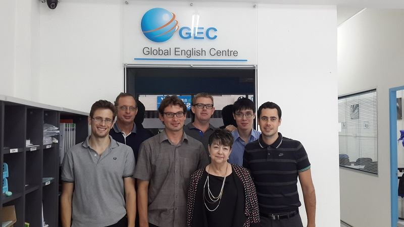 Global English Centre (GEC)